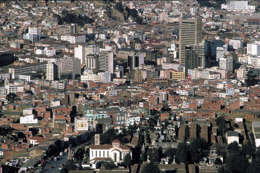 Ville de La Paz. (© Thierry Lauzun - Iconotec))