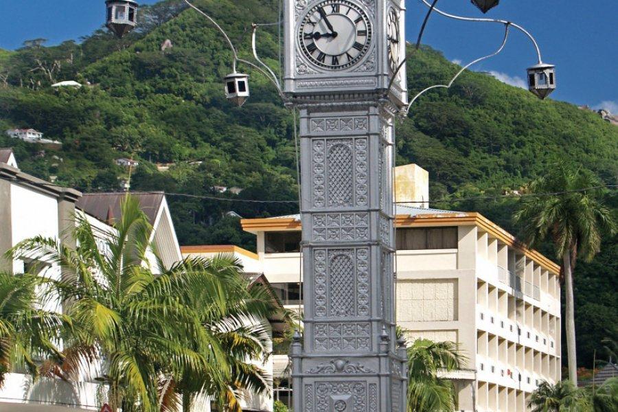 La Clock Tower de Victoria. (© Maxian - iStockphoto))