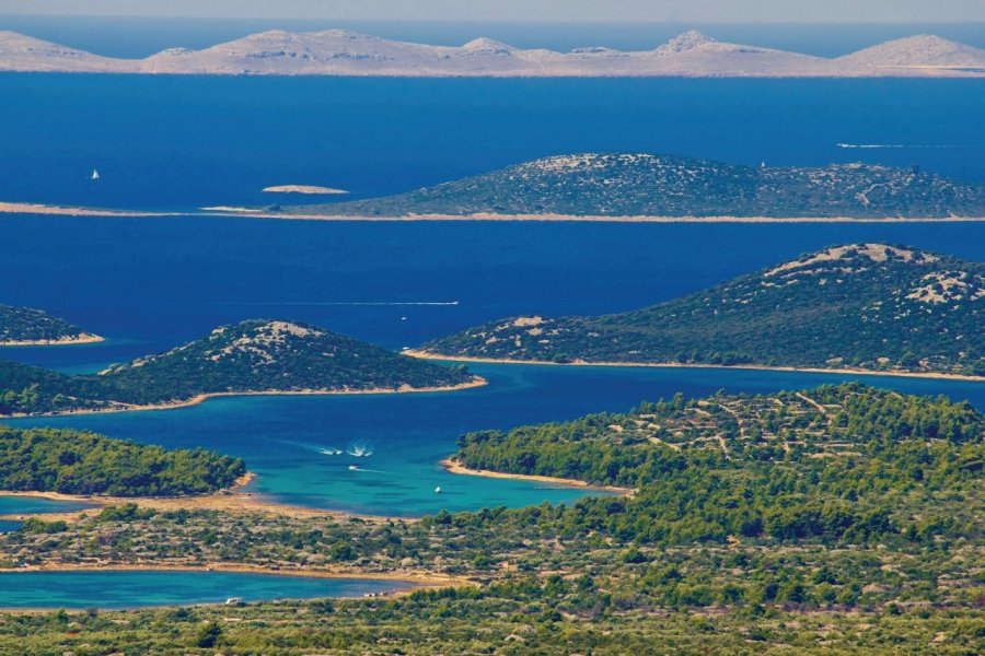 Kornati national park. (© Xbchx - iStockphoto))