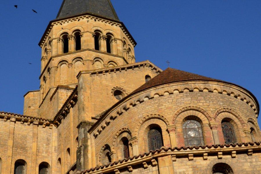Basilique du sacré-coeur, Paray-le-Monial. (© PackShot - stock.adobe.com))