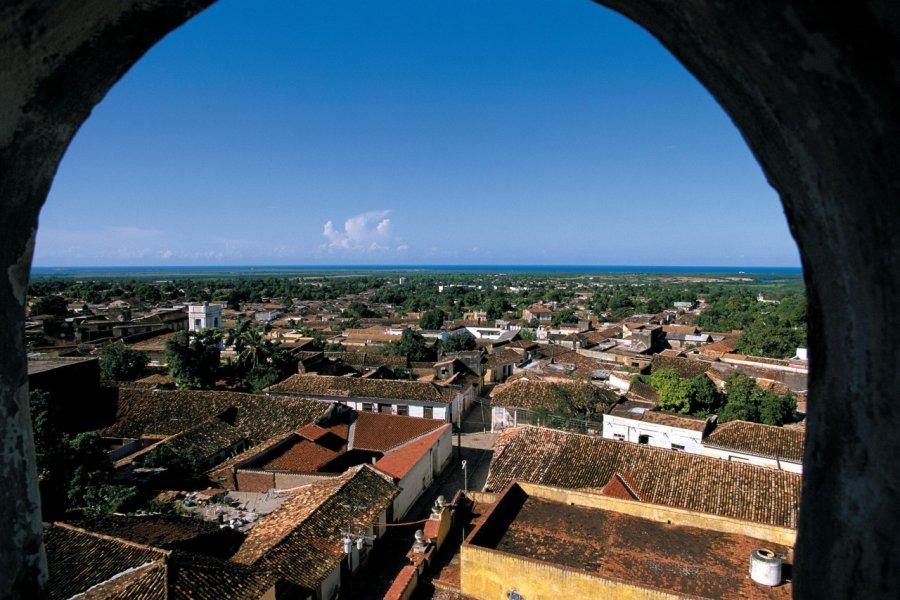 Vue de la ville de Trinidad. (© Author's Image))