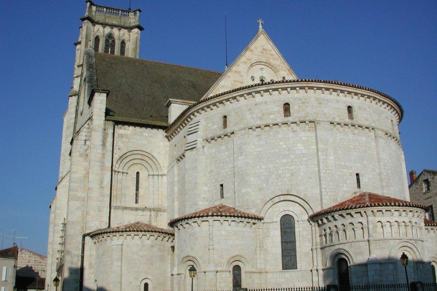 Cathédrale Saint-Caprais d'Agen. (© CDT47))