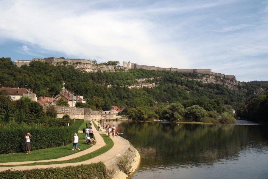 La citadelle de Besançon (© Studio Zebulon - Fotolia))