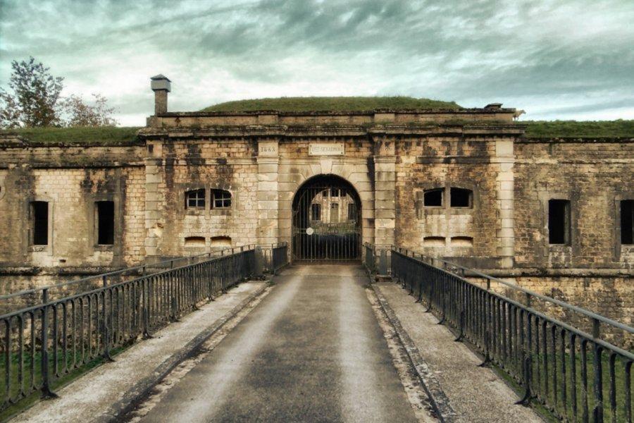 Entrée du fort. (© Florian Garnier))