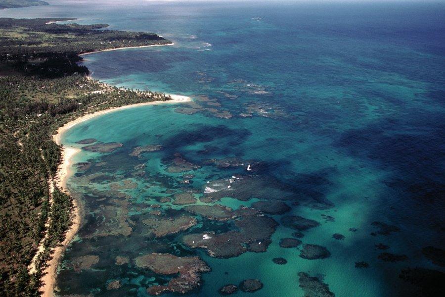 Côte Nord-Est proche de Pescadores. (© Author's Image))