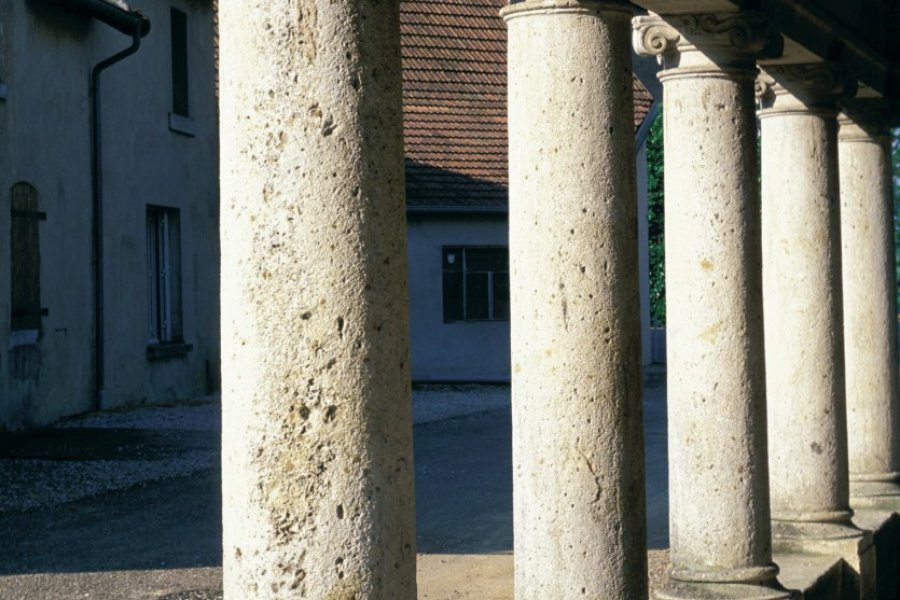 Fontaine-monument (© MARC JAUNEAUD - ICONOTEC.COM))