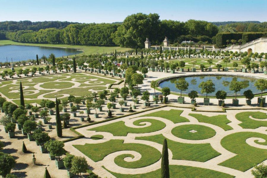 Les jardins du château de Versailles (© Alcel Vision - Fotolia))