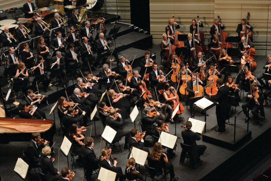 Orchestre National des Pays de la Loire. (© Marc Roger : ONPL))