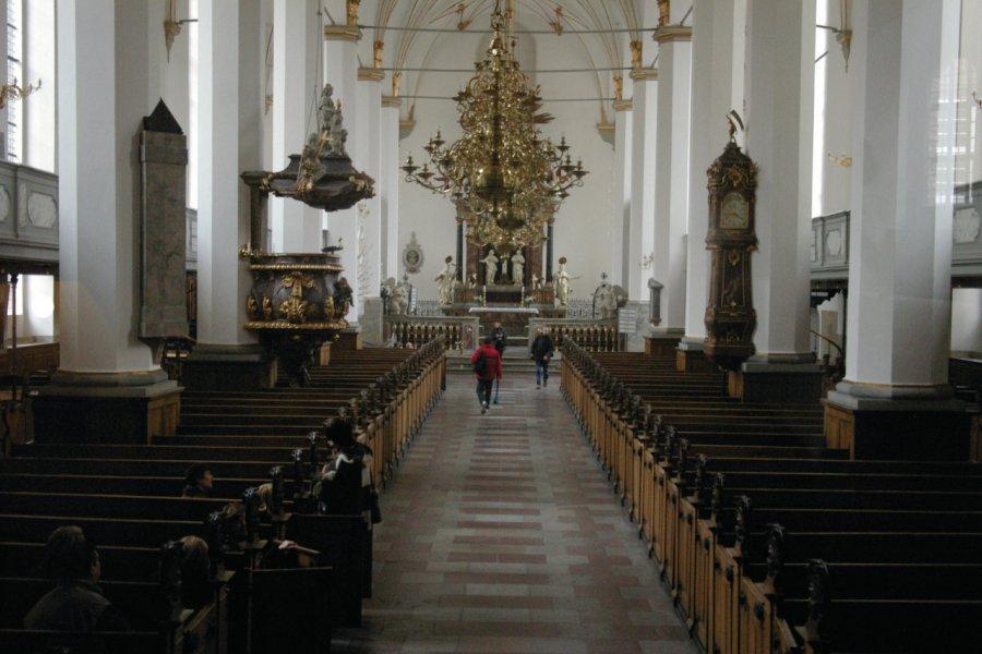 Trinitatis Kirke. (© Stéphan SZEREMETA))