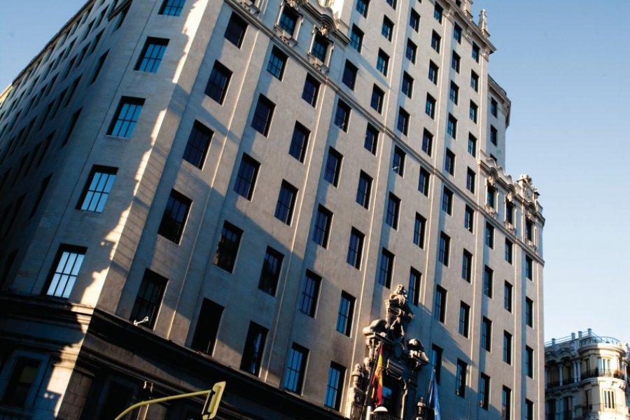 Immeuble Telefonica, Gran Vía. (© Philippe GUERSAN - Author's Image))