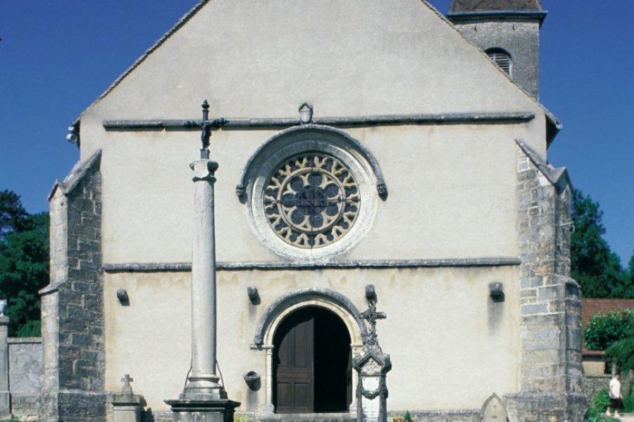 Église de Fondremand. (© MARC JAUNEAUD - ICONOTEC.COM))