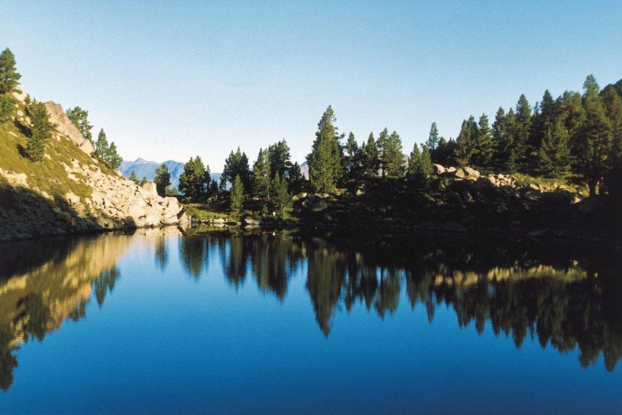 Lac Moreno (© Ministère du Tourisme du Gouvernement d'Andorre))