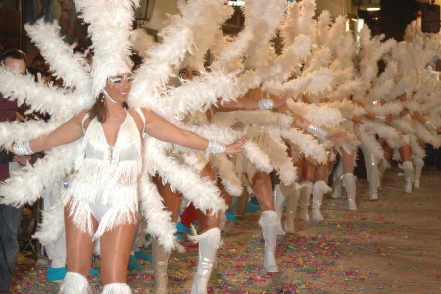 Carnaval de Sitges. (© Ajuntament de Sitges))