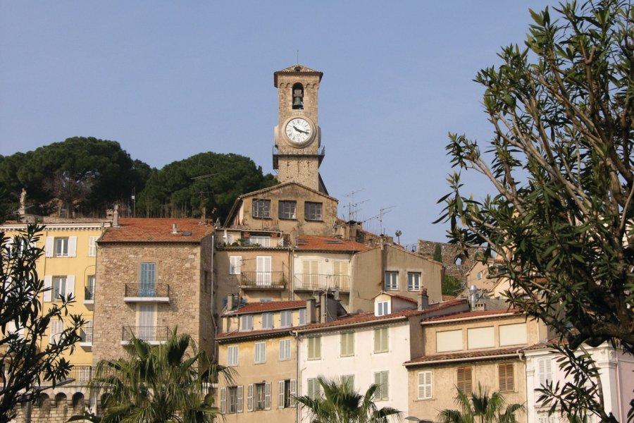 Le port du Suquet (© Palais des Festivals et des Congrès de Cannes))