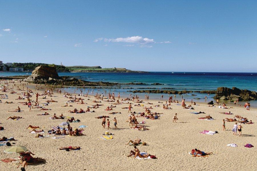 Sur les plages de Santander (© Author's Image))