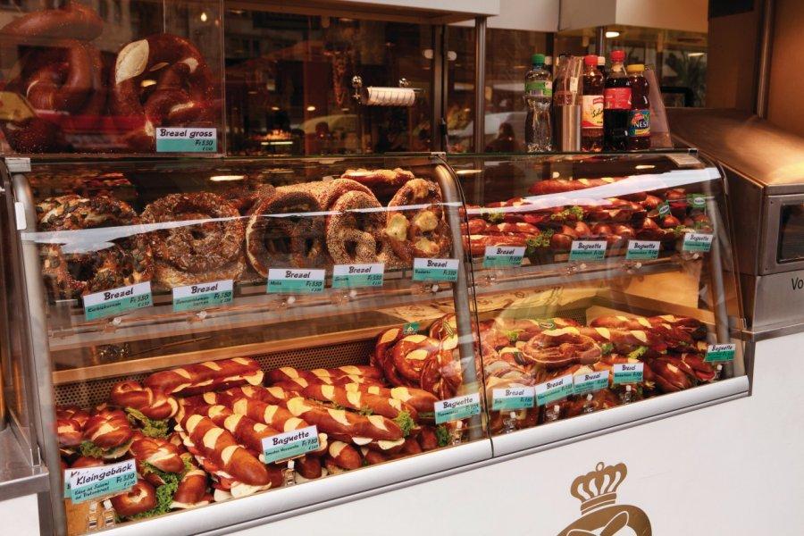 Sandwicherie de la Marktplatz. (© Philippe GUERSAN - Author's Image))