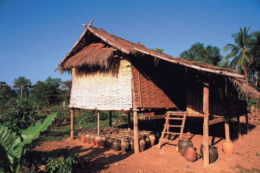 Village de Bane Tiane. (© Author's Image))