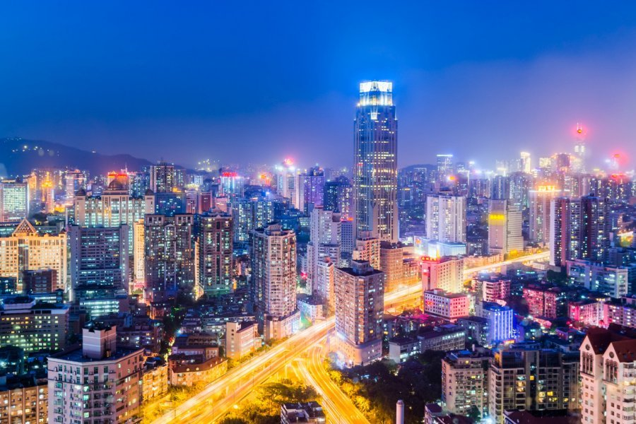 Guangzhou. (© HelloRF Zcool - Shutterstock.com))