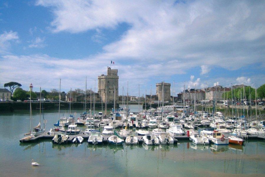 Le port de plaisance de La Rochelle (© Carlito - Fotolia))