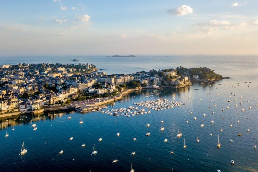 Baie de Dinard. (© antoine2k  - stock.adobe.com))