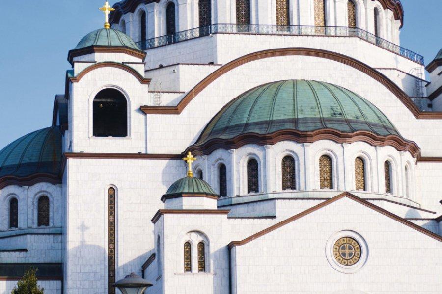 Cathédrale de Saint-Sava. (© krutenyuk - Fotolia))