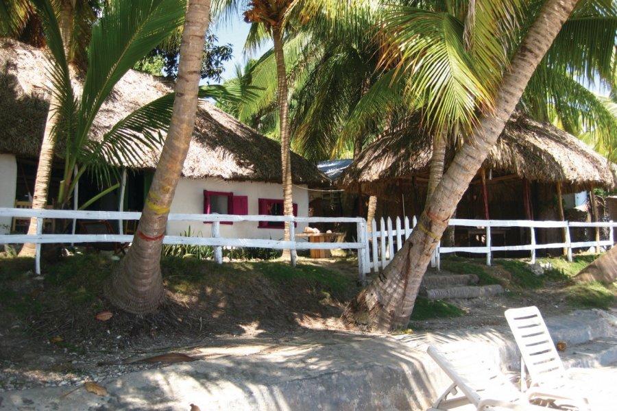 Choukoune à Ti Mouillage (Jacmel - Marigot). (© Delphine Millet Prifti))
