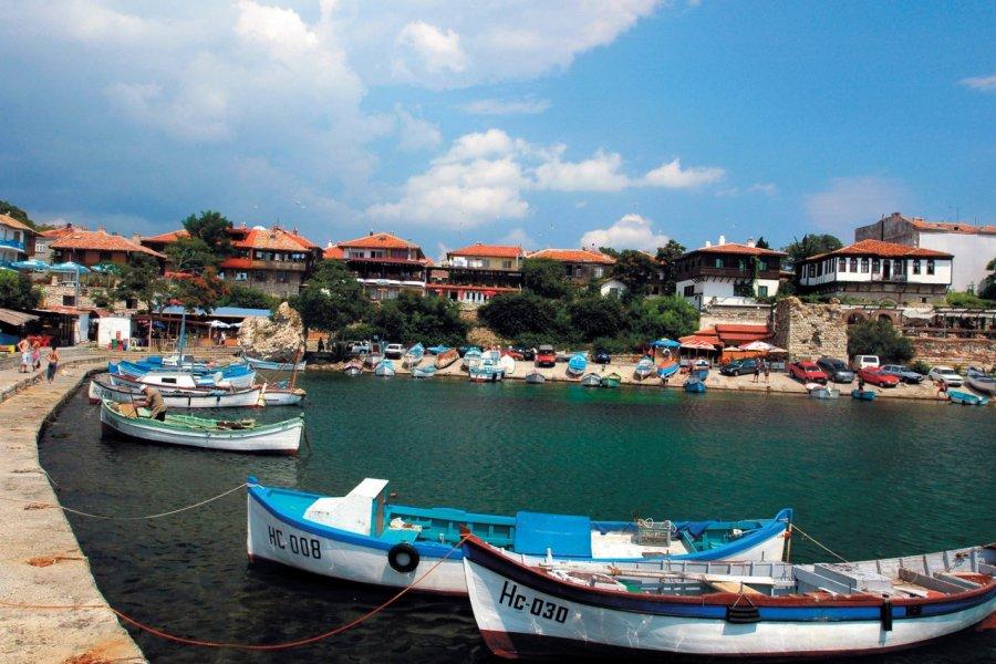 Port de pêche de Nessebar. (© S.Nicolas - Iconotec))