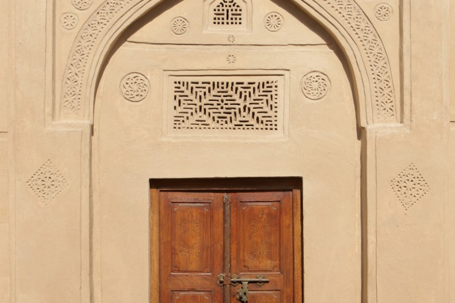 Porte du Fort de Riffa. (© Dr Ajay Kumar Singh - Shutterstock.com))