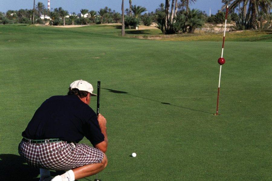 Golf de Djerba. (© Author's Image))