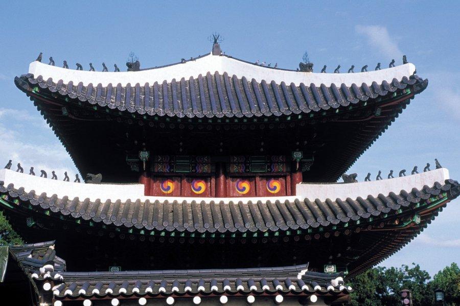 Palais Changdeokgung. (© Thierry Lauzun - Iconotec))