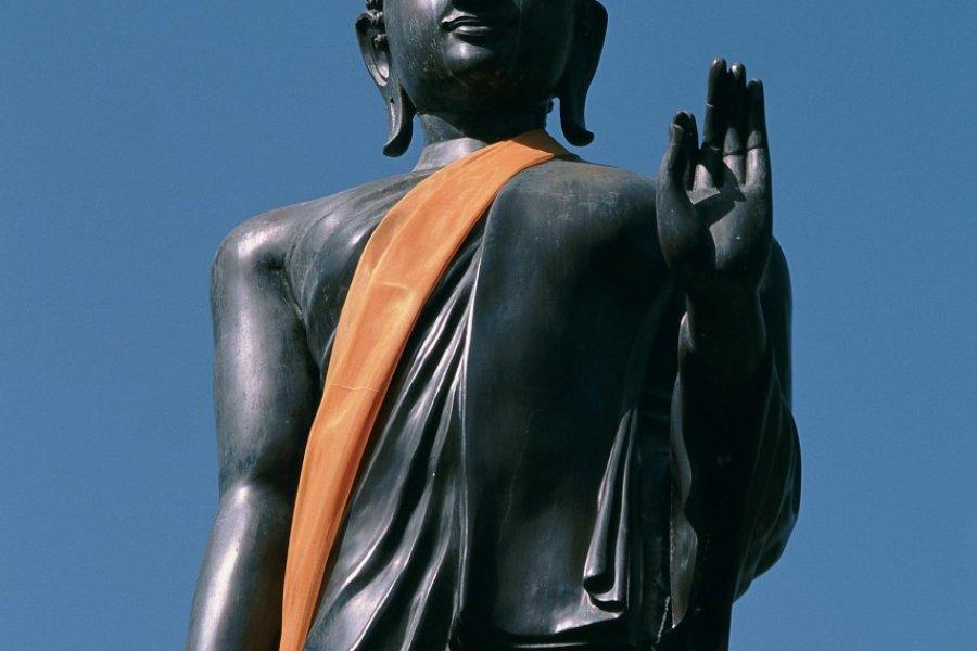 Bouddha. (© Author's Image))