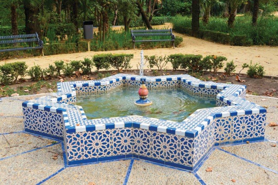 Les fontaines du Parc de María Luisa. (© Elisalocci - iStockphoto))