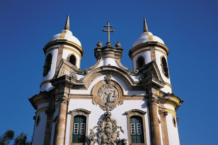 Église Nossa Senhora do Carmo. (© Tom Pepeira - Iconotec))