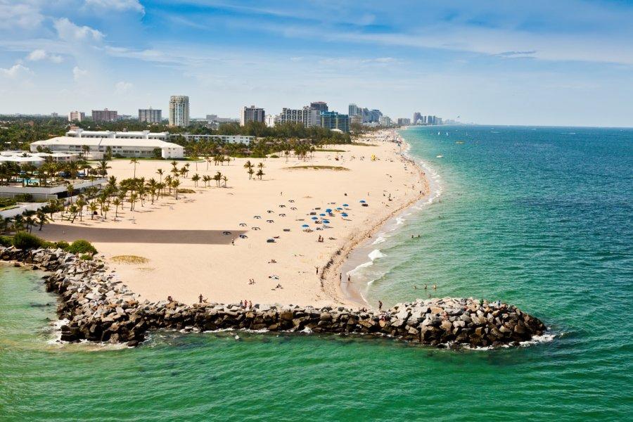 Vue sur Fort Lauderdale. (© Ruth Peterkin - Shutterstock.com))