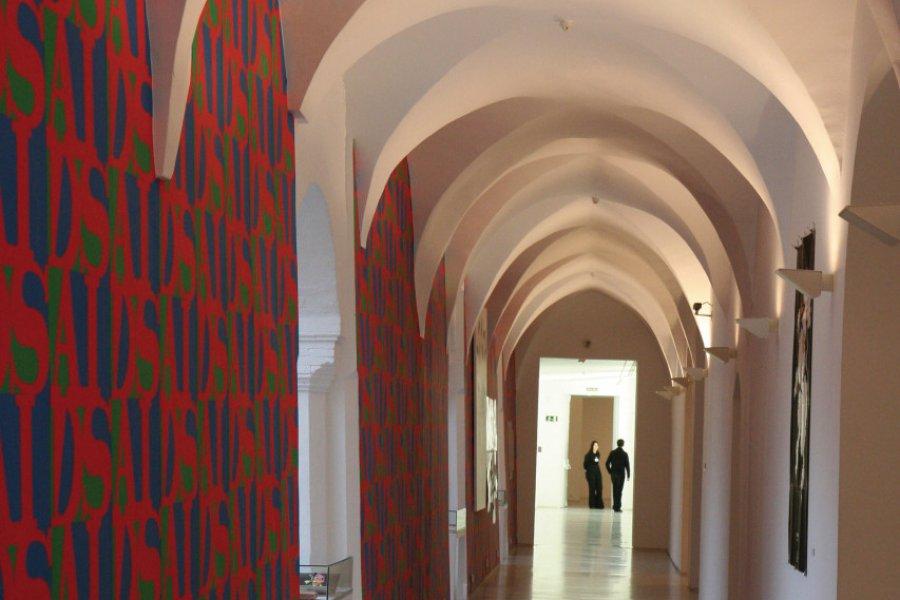 Le monastère de la Cartuja abrite le centre andalou d'Art contemporain. (© Stéphan SZEREMETA))