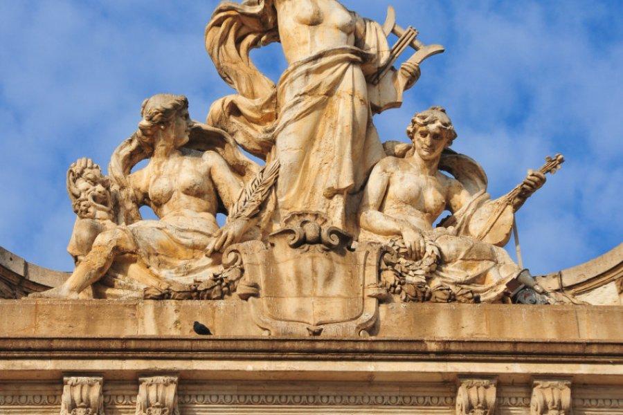 L'opéra d'Oran. (© mtcurado))