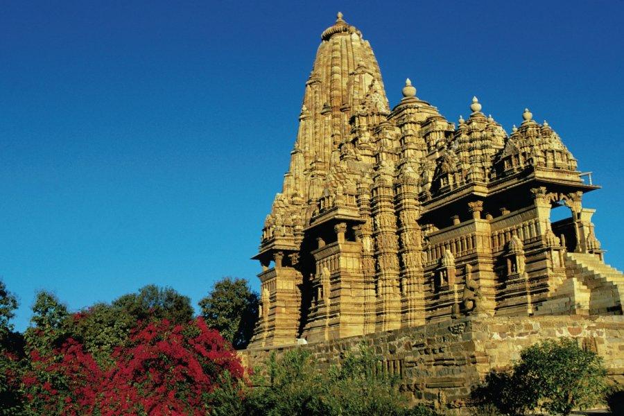 Temple de Kandariya Mahadev à Khajuraho. (© Alamer - Iconotec))