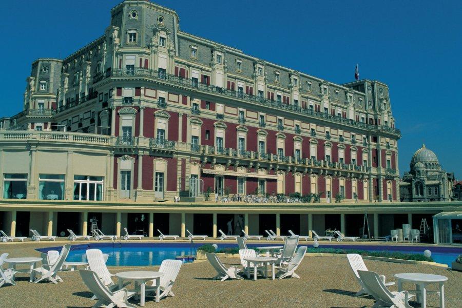 Hôtel du Palais (© HUGO CANABI - ICONOTEC))