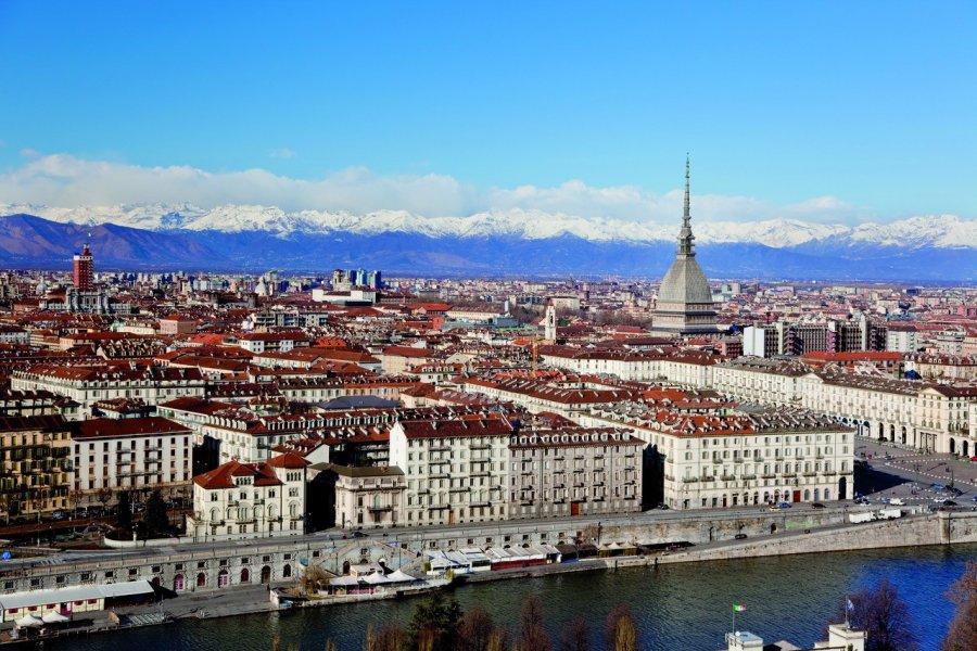 Ville de Turin. (© Rcaucino - Fotolia))