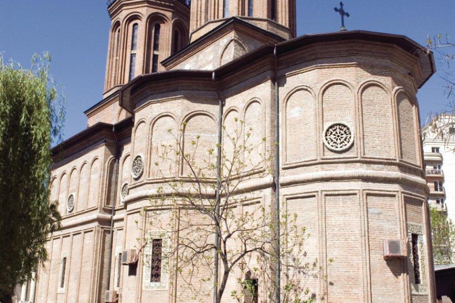 Église du monastère Antim. (© Alamer - Iconotec))
