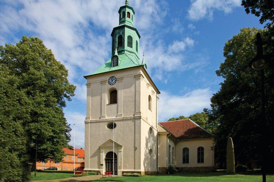 Eglise de Fredrikstad. (© LailaRberg - iStockphoto))