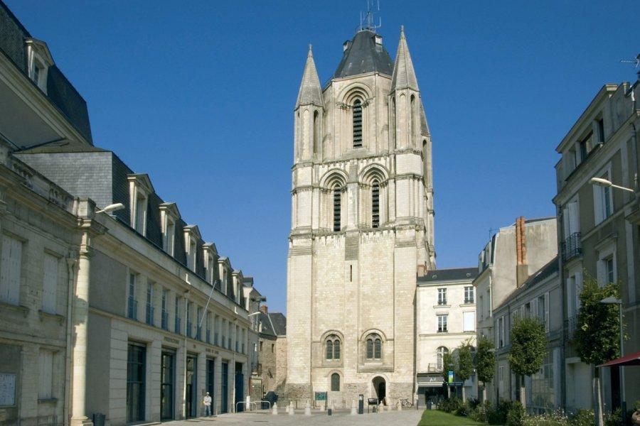 La tour Saint-Aubin à Angers (© Champa - Fotolia))