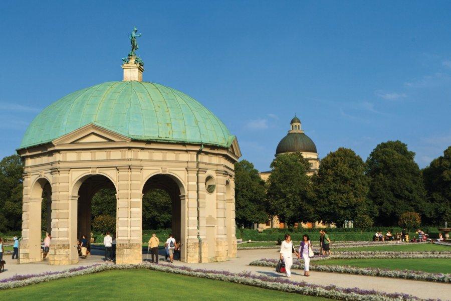 Hofgarten. (© Lawrence BANAHAN - Author's Image))
