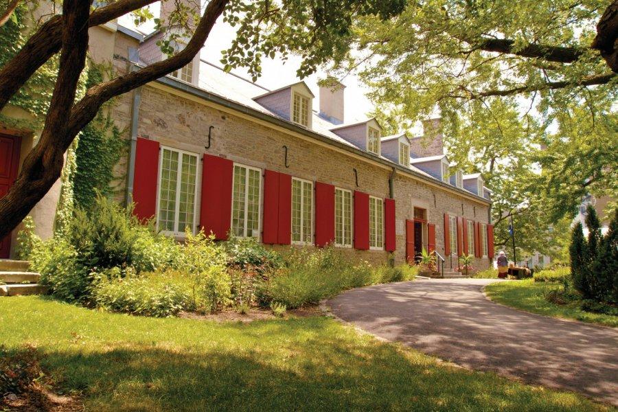 Château Ramezay - photo: Michel Pinault (© CHÂTEAU RAMEZAY - MUSÉE ET SITE HISTORIQUE DE MONTRÉAL))