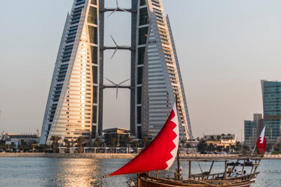 World Trade Center de Bahreïn. (© asimkv / Shutterstock.com))