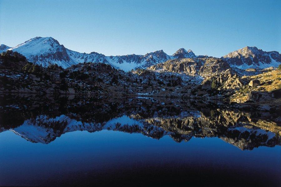 Lac de Pessons (© Ministère du Tourisme du Gouvernement d'Andorre))