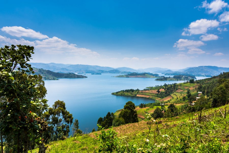 Lac Bunyonyi. (© LarsEmil - Shutterstock.com))