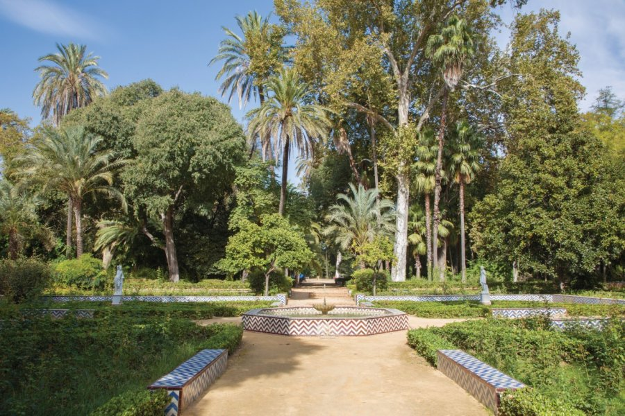 Parc de María Luisa. (© Sedmak - iStockphoto))