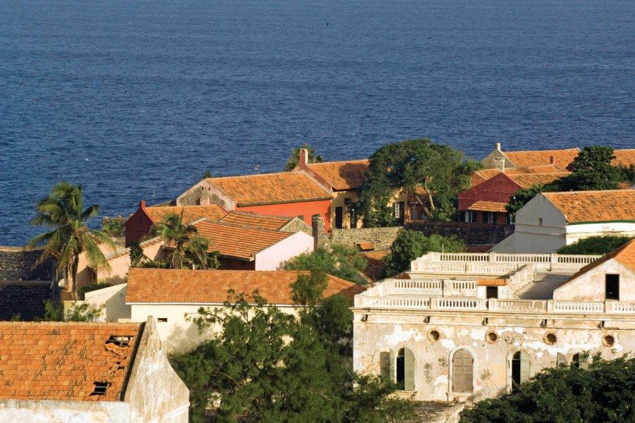 L'île merveilleuse de Gorée. (© S.Nicolas _ Iconotec _ GraphicObsession))