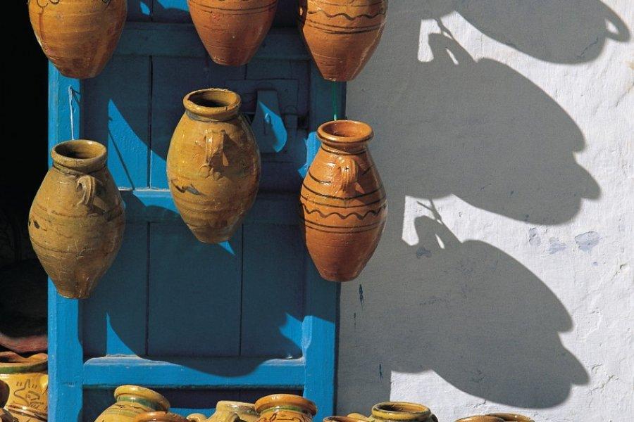 Poteries de Kairouan. (© Cali - Iconotec))